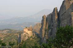Fotos de Monasterios de Meteora, Meteora, Grecia: manbos.com