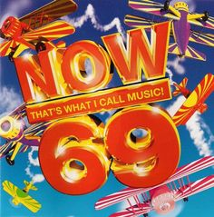 NOW THAT S WHAT I CALL MUSIC 69  double cd  VARIOUS ARTISTS