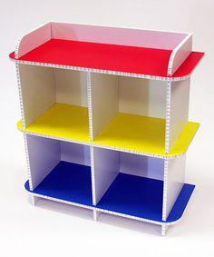 Look what I found on #zulily! Kids' Four-Cube Organizer #zulilyfinds