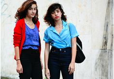 THE FASHION PRESS: The Tel Aviv Street Walker