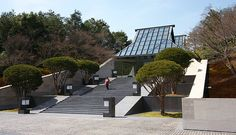 One of my favourite museums in the world! MIHO i Nara built by Pei