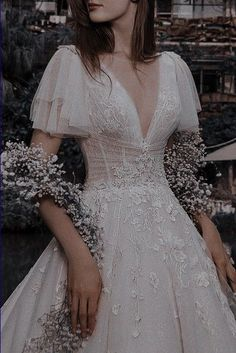 Ball Dresses, Ball Gowns, Prom Dresses, Formal Dresses, Pretty Dresses, Beautiful Dresses, Kleidung Design, Fantasy Gowns, Fairytale Dress
