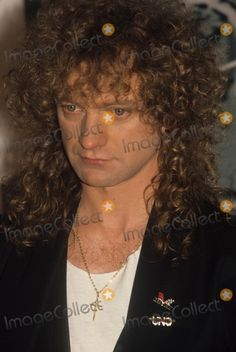 Photos and Pictures - Lou Gramm 1990 L0038 Photo by John Barrett-Globe Photos, Inc.