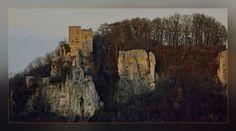 Burgruine Reußenstein bei Wiesensteig