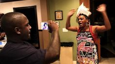 Auntie Fee, foul-mouthed cooking sensation