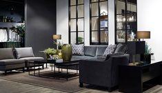 Slettvoll Interior Design Living Room, Living Room Designs, Room Interior, Window Design, Luxury Living, Interior Inspiration, Family Room, Sweet Home, New Homes