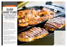 Cook better in the bush! Our surf and turf recipe will have your mouth watering! — UNSEALED 4x4