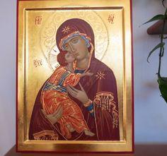 La mia ultima icona - Vergine di Vladimir