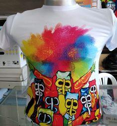 Tie Dye, Mens Tops, T Shirt, Women, Fashion, Mature Women Fashion, Printed Tees, Barranquilla, Costume