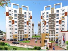 DN Homes - Northern Heights - Residential Apartments For Sale in Bhubaneswar. Buy, sell, rent properties in Bhubaneswar through http://www.sichermove.com