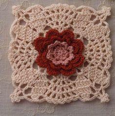 #ClippedOnIssuu from Crochet asahi rose pattern