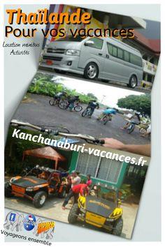 #location #véhicule #minibus VIP avec #chauffeur #privé  http://www.kanchanaburi-vacances.fr/accueil.html #Bangkok #voyage #Thaïlande