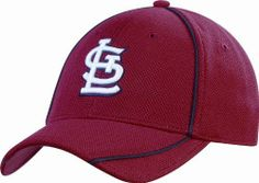 MLB St. Louis Cardinals Authentic Batting Practice Cap by New Era. $17.92. polyester. Made in the USA. Team logo embroidered on front of cap. Cool Base technology wicks moisture away from the head. Polyester/ wool fitted Authentic Baseball Cap as worn by all players during Spring Training and Batting Practice. Officially licensed by Major League Baseball. Amazon.com                The official Spring Training and batting practice cap of Major League Baseball, New Era's 39TH...