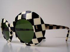 Op Art Sunglasses