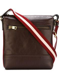 Bally 'Trezzini' shoulder bag, Men's, Brown