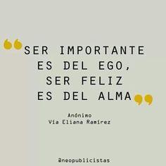 #lecciones de vida, ser feliz ♥