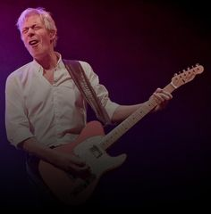 Feedback - J.Davey Guitars Andy Bown Every guitar he makes for you is better than the last one and sounds completely different. It's fantastic! Andy Bown – Status Quo