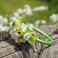 Čelenka do vlasov / Hydrangea - SAShE. Canning, Plants, Plant, Home Canning, Planets, Conservation