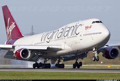 Virgin Atlantic Airways   Boeing 747-41R  (airliners.net)