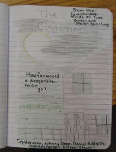 "7th grader Irene's ""Reuben Bright""-inspired movie poster.  I have created a new Pinterest Board about different ways I use this poem to inspire my students to create interesting stories based on the stories from poetry: http://www.pinterest.com/corbettharrison/reuben-bright/"