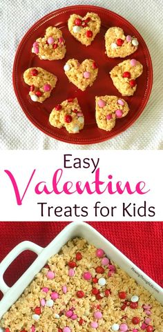 Easy Valentine Treats For Kids - Each year I find myself looking for fun and easy treats for my kids' Valentine party at school. Valentines Treats Easy, Valentine Desserts, Valentines Day Treats, Holiday Treats, Valentine Party, Valentine Chocolate, Diy Party Treats, Valentine Cupcakes, Heart Cupcakes