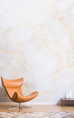 Erhellen Sie Ihr Wohnzimmer Mit Einem Weißen Tapeten Wandbild, Ein  Zeitloses Stück Nach Oben,