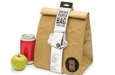 Brown Paper Bag - Marrom | Bento Store
