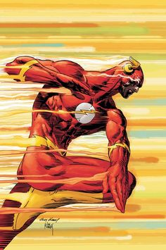 The Flash by Andy and Joe Kubert