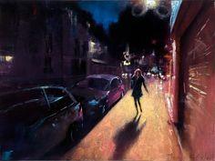 David FeBland, 1949 | Urban realism themes | Tutt'Art@ | Pittura * Scultura * Poesia * Musica |