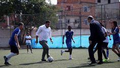 22/05/2014,'Ronaldo lanceert naast het echte WK toernooi in favela's',het laatste nieuws