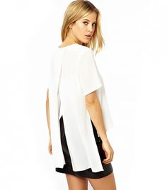 @Who What Wear - The Flirty Top You'll Wear All Summer Long