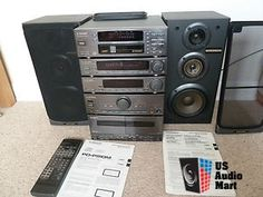 Pioneer A-P710 mini system