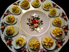 Sweet Tea and Cornbread: Traditional Southern Deviled Eggs!