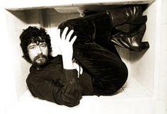 The first Brazilian real rocker. Raul Seixas.
