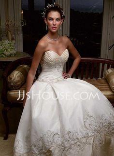 Wedding Dresses - $127.59 - Wedding Dresses (002012047) http://jjshouse.com/Wedding-Dresses-002012047-g12047