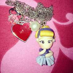 Cinderella necklace  NOW AVAILABLE