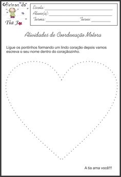 Coordenação motora fina | Jossandra Barbosa                                                                                                                                                                                 Mais
