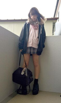 This is a blog dedicated to Japanese School Uniform Fashion