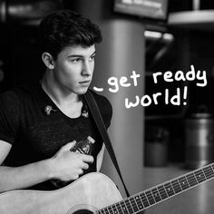 Shawn Mendes Is Hitting The Road On His First World Tour — Find ...
