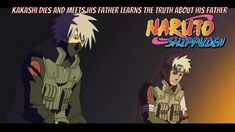 Kakashi Dies and Meets His Father Learns the Truth About His Father