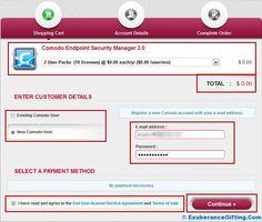 Comodo Endpoint Security Manager 3 Professional Edition Free License KEy