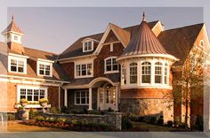 Our dream home designed by Van Brouck and Associates, Inc.