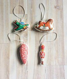 Игрушки ручной работы елочные игрушки ручной от BeTheOriginal