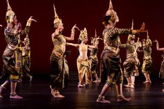 New York, The Royal Ballet of Cambodia performs The Legend of Apsara Mera at BAM, May 1, 2013