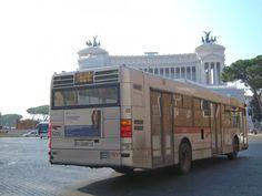 Bus transit in Rome