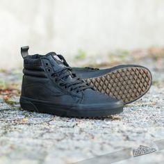 Vans Sk8-Hi MTE Black/ Leather