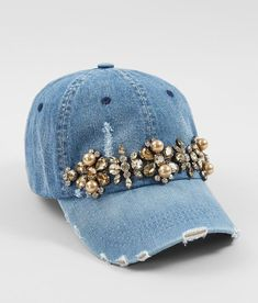 Mermaid Disney Silver Flat Sequin Baseball Cap Toddler