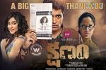 Kshanam Bollywood Rights Sold for a Bomb
