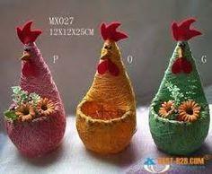 Resultado de imagen para decoraciones navideñas en botellas plasticas