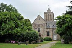 Eglise abbatiale de la Lucerne - Manche